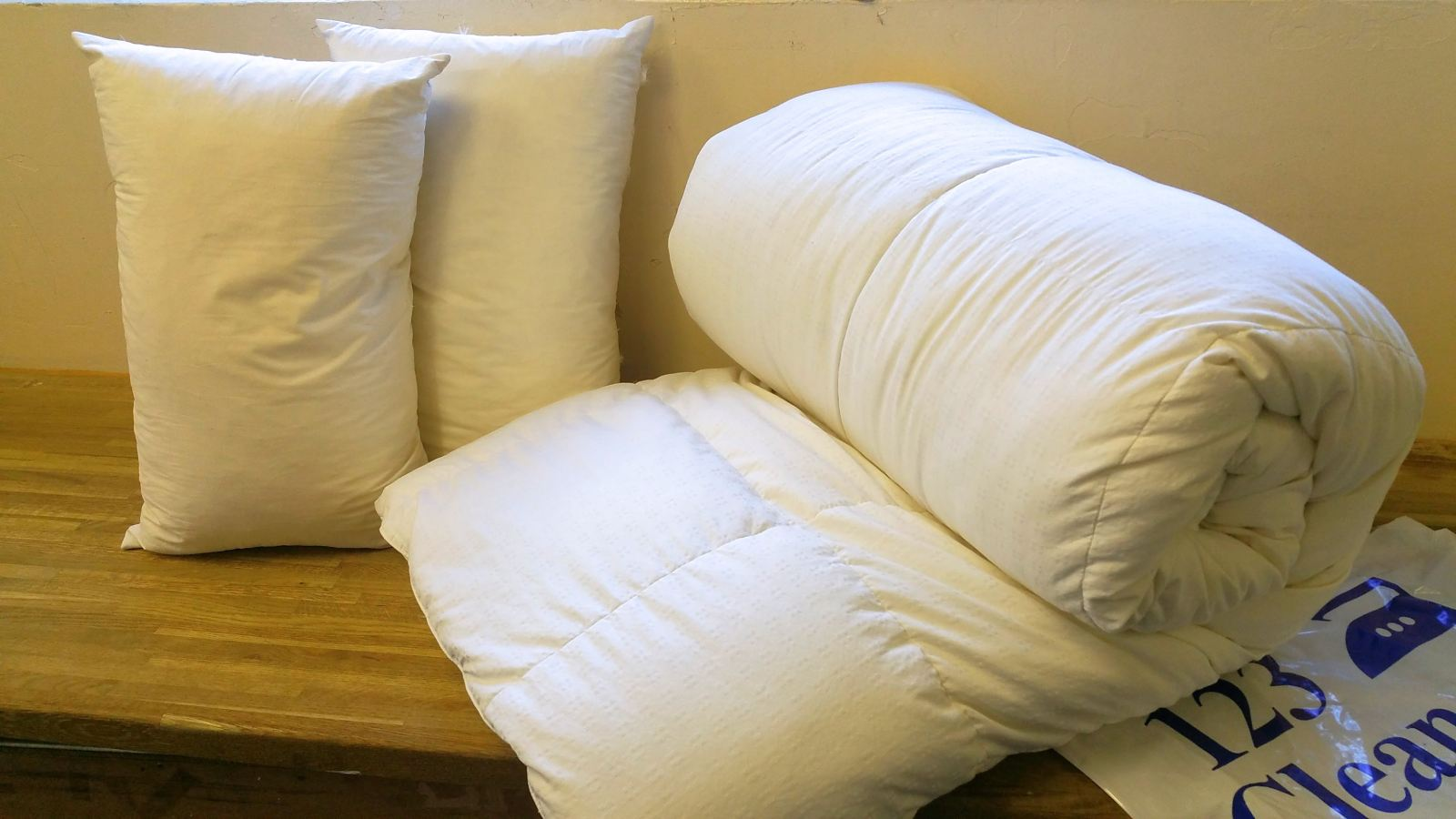 Duvet And Pillow Cleaning Services London 123 Cleaners