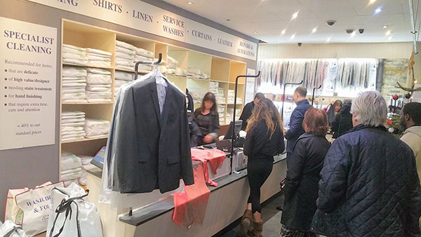 London Dry Cleaners 123 Cleaners